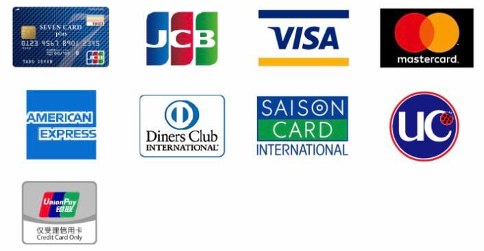 セブンイレブンで使えるクレジットカード
